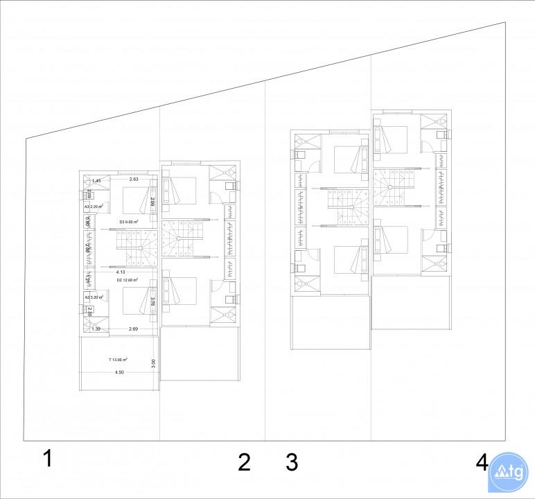 3 bedroom Villa in San Pedro del Pinatar  - GU1110557 - 36