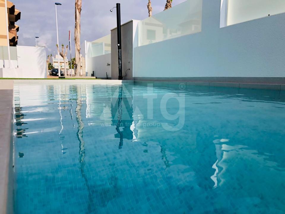 3 bedroom Villa in San Pedro del Pinatar - GU8207 - 16