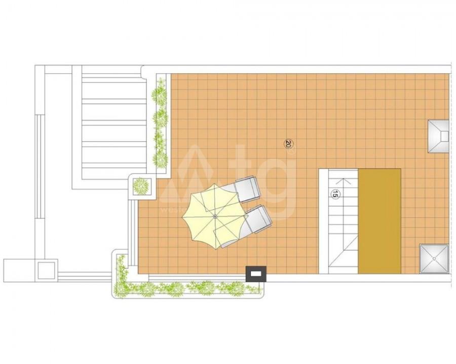 3 bedroom Villa in San Pedro del Pinatar - GU8207 - 8