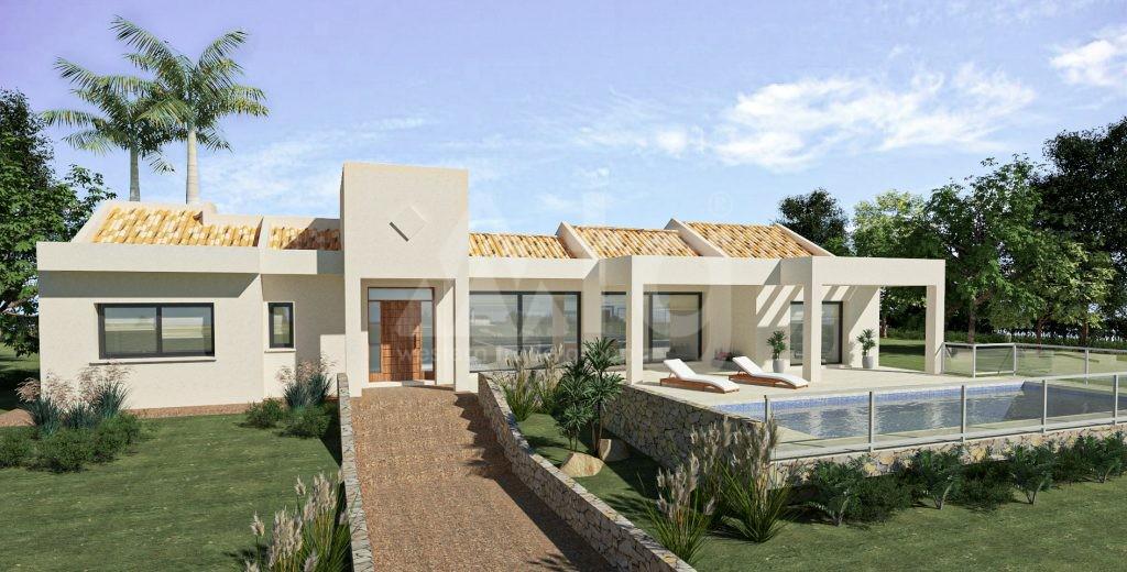 4 bedroom Townhouse in Torrevieja  - US115958 - 1