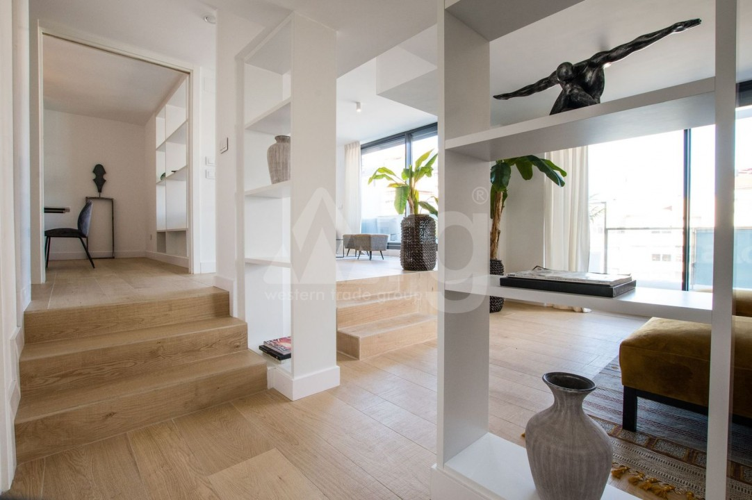 4 bedroom Penthouse in Alicante  - QUA1116925 - 22