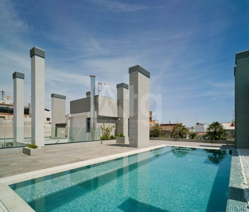 4 bedroom Penthouse in Alicante  - QUA1116925 - 41