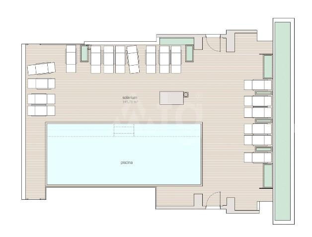 4 bedroom Penthouse in Alicante  - QUA1116925 - 46