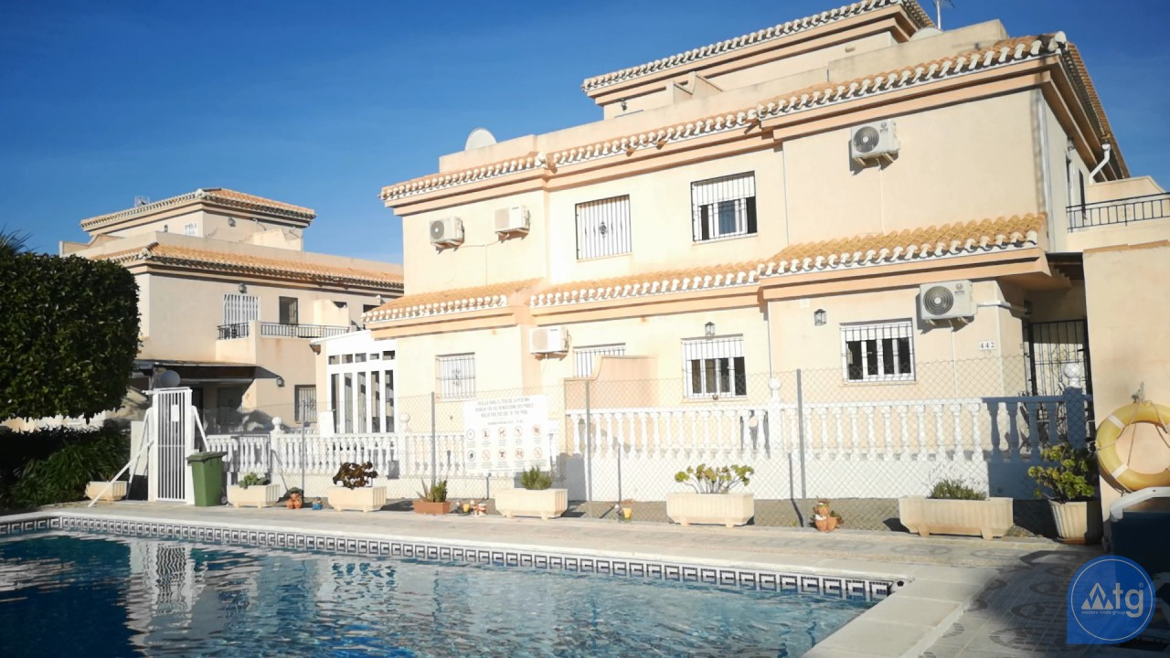 4 bedroom Townhouse in Playa Flamenca  - W1116316 - 1