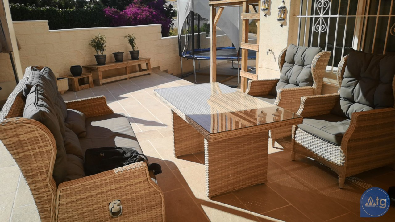 4 bedroom Townhouse in Playa Flamenca  - W1116316 - 14