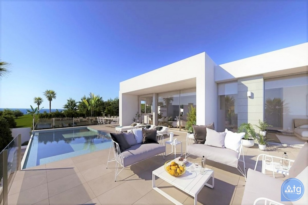 4 bedroom Villa in Javea  - CH119759 - 1