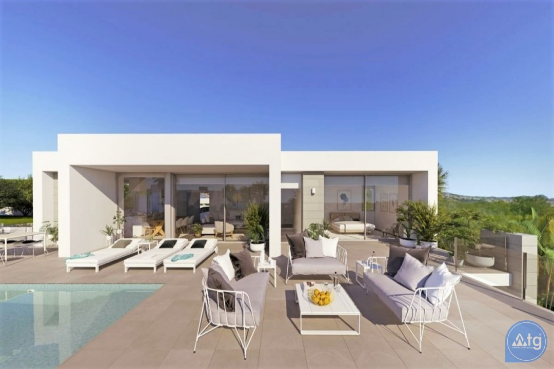 4 bedroom Villa in Javea  - CH119759 - 2