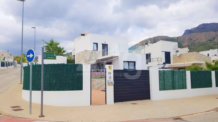 4 bedroom Villa in La Nucia  - CBH474 - 46