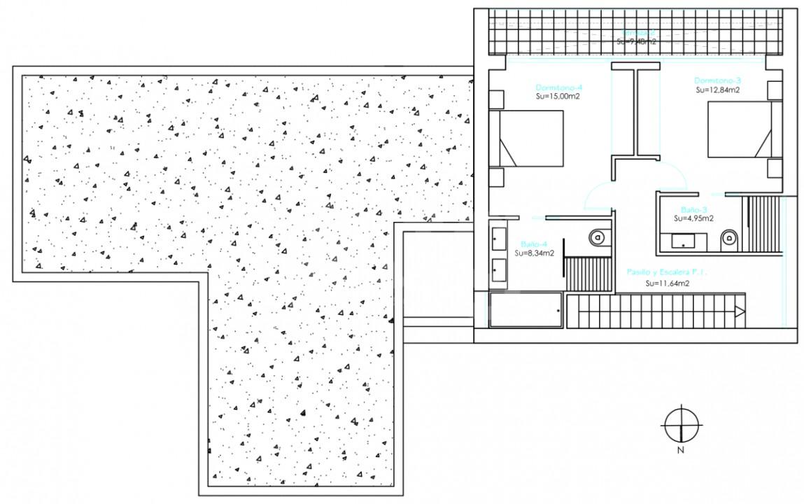 4 bedroom Villa in Las Colinas  - LCG1117765 - 19
