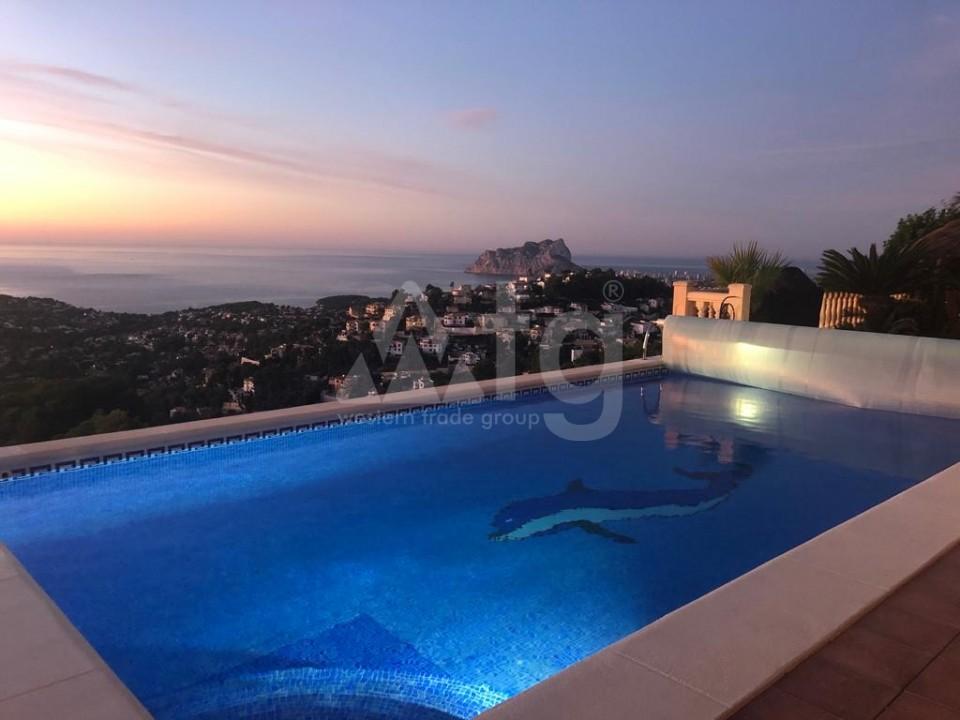 4 bedroom Villa in Moraira  - W119676 - 11