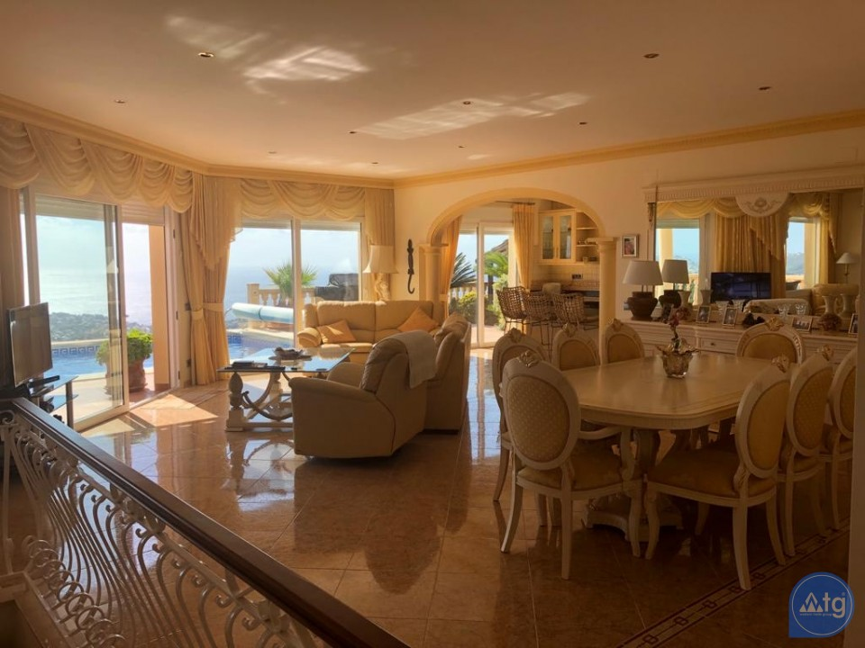 4 bedroom Villa in Moraira  - W119676 - 14