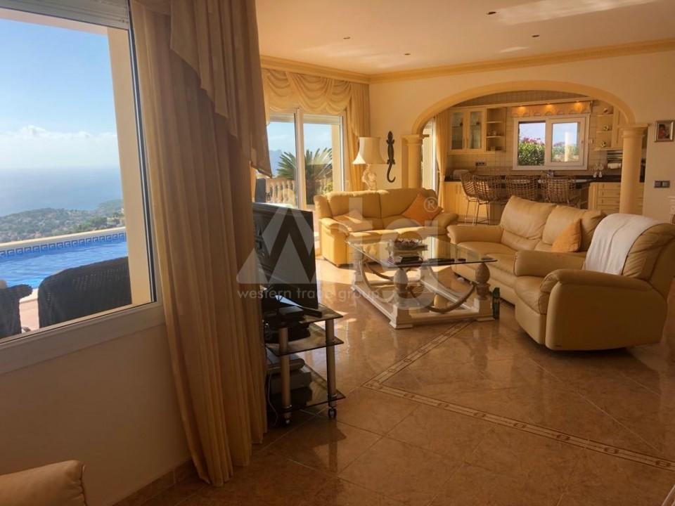 4 bedroom Villa in Moraira  - W119676 - 16