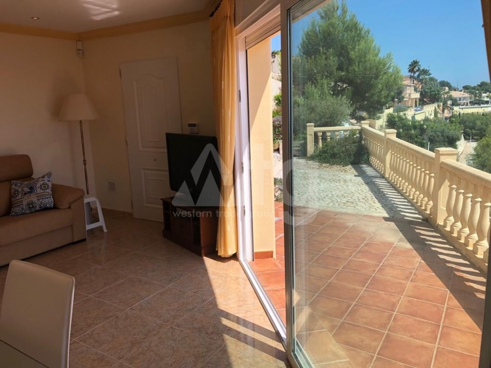 4 bedroom Villa in Moraira  - W119676 - 21
