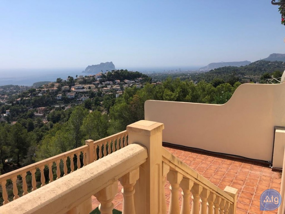 4 bedroom Villa in Moraira  - W119676 - 35