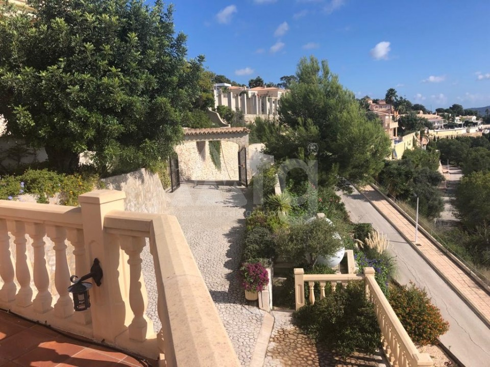4 bedroom Villa in Moraira  - W119676 - 41
