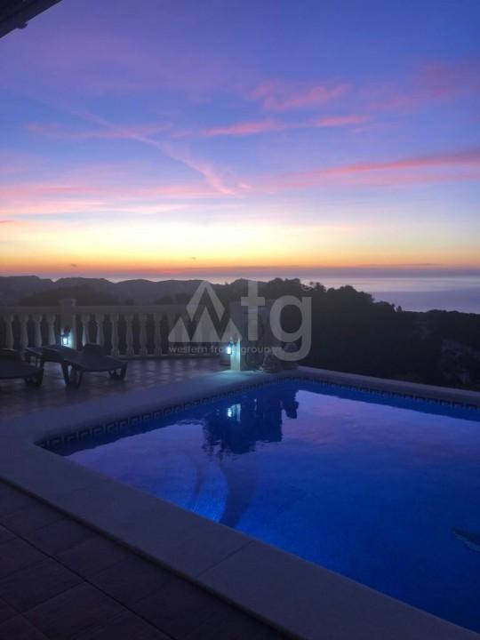 4 bedroom Villa in Moraira  - W119676 - 9