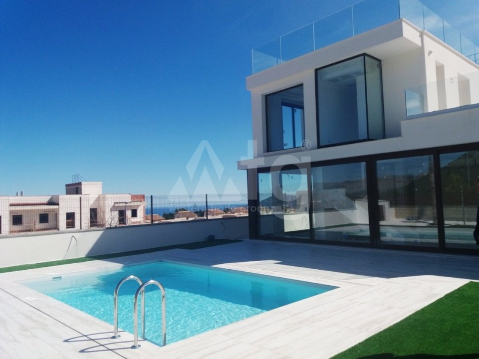 4 bedroom Villa in Polop  - WF115231 - 7