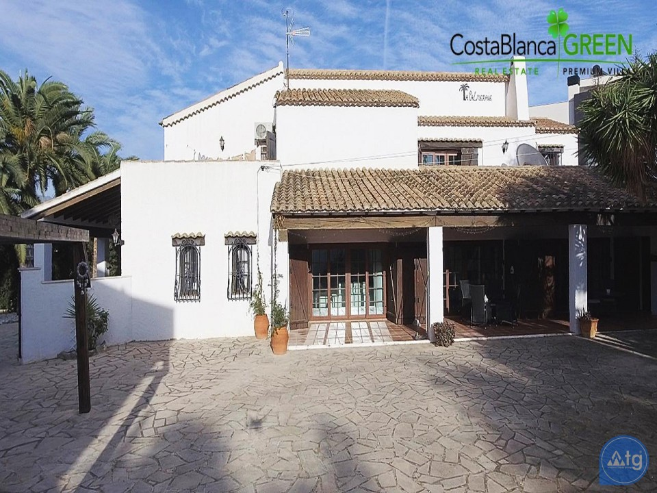 5 bedroom Villa in Albir  - CGN177625 - 1