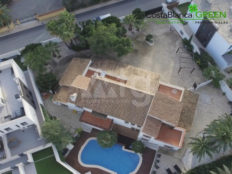 5 bedroom Villa in Albir  - CGN177625 - 2