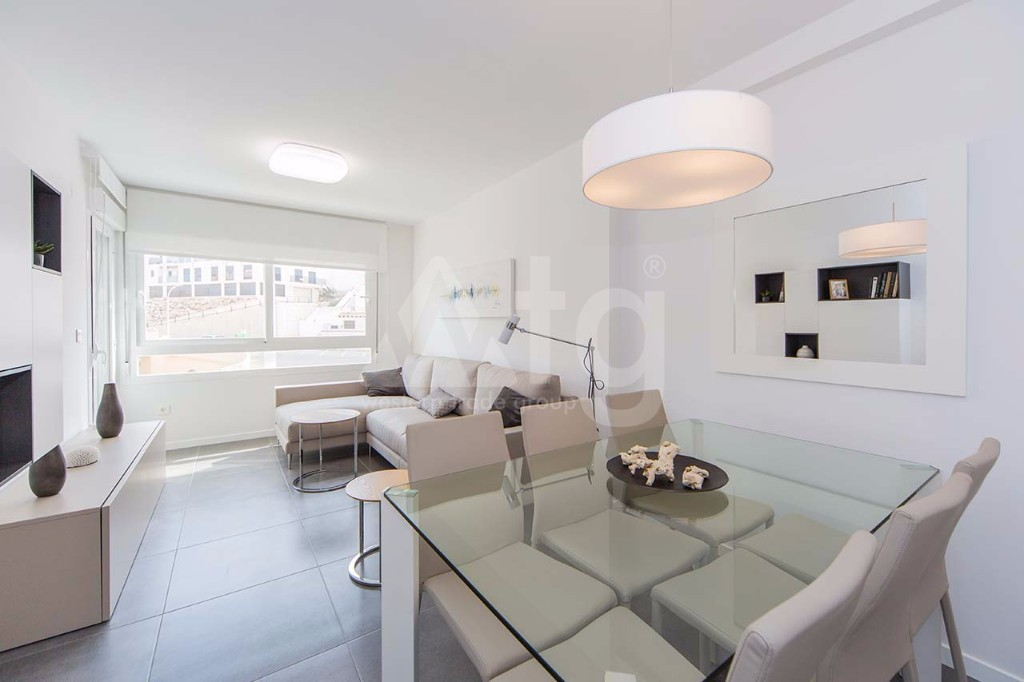 Apartament cu 2 dormitoare în Finestrat  - CG7647 - 2