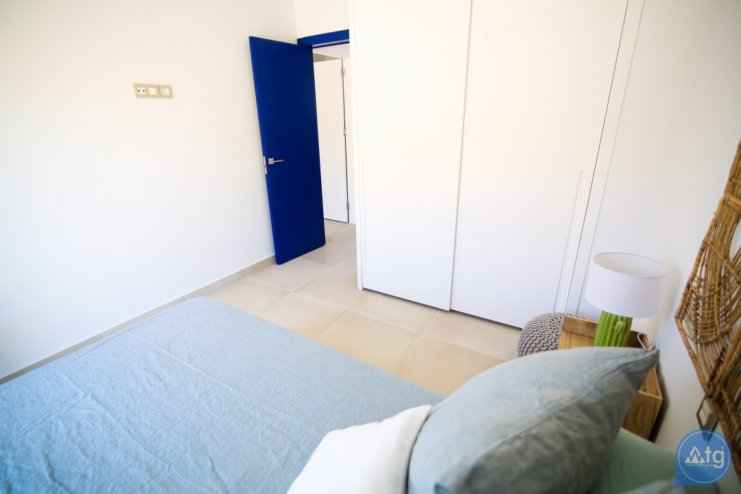 Apartamentos en  Finestrat, Costa Blanca, Espana - CG7647 - 37