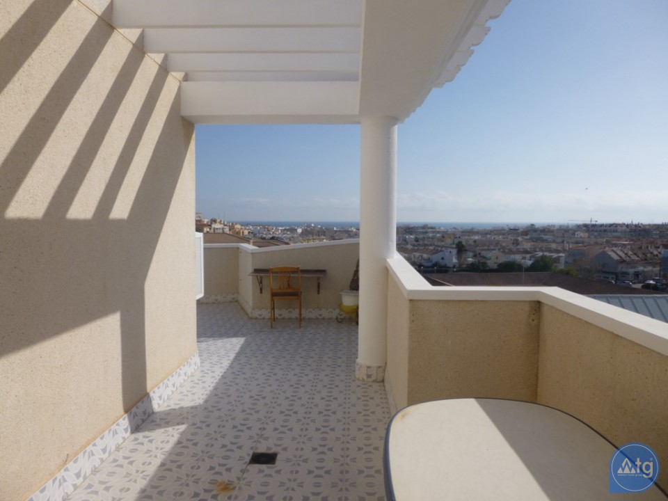 Apartamentos modernos cerca de la playa en Pilar de la Horadada, Costa Blanca - MRM2723 - 1