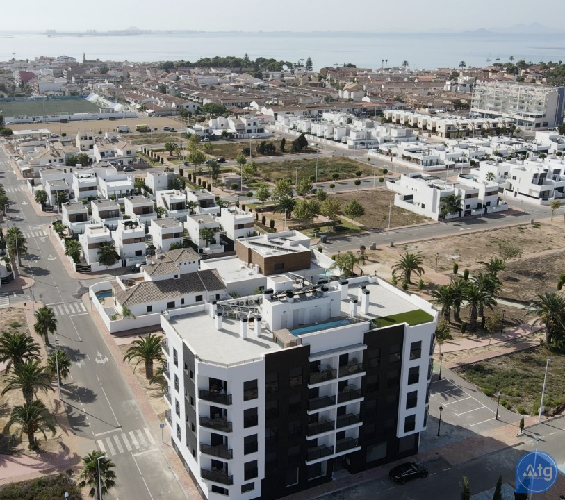 Апартаменты в Сан-Педро-дель-Пинатар, 2 спальни - GU119596 - 3