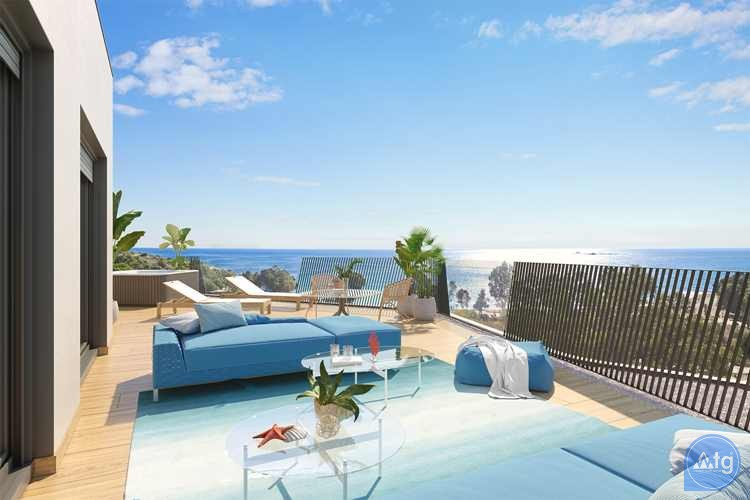 2 bedroom Apartment in Calpe - AG10310 - 1