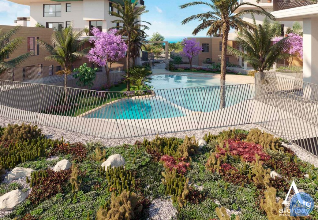 2 bedroom Apartment in Calpe  - AG10310 - 12