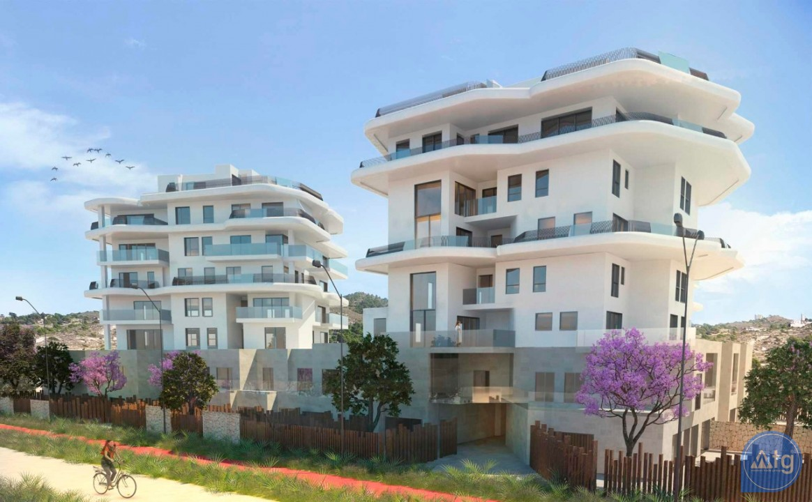 2 bedroom Apartment in Calpe  - AG10310 - 13