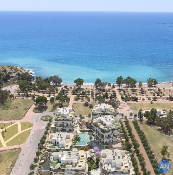 2 bedroom Apartment in Calpe  - AG10310 - 16