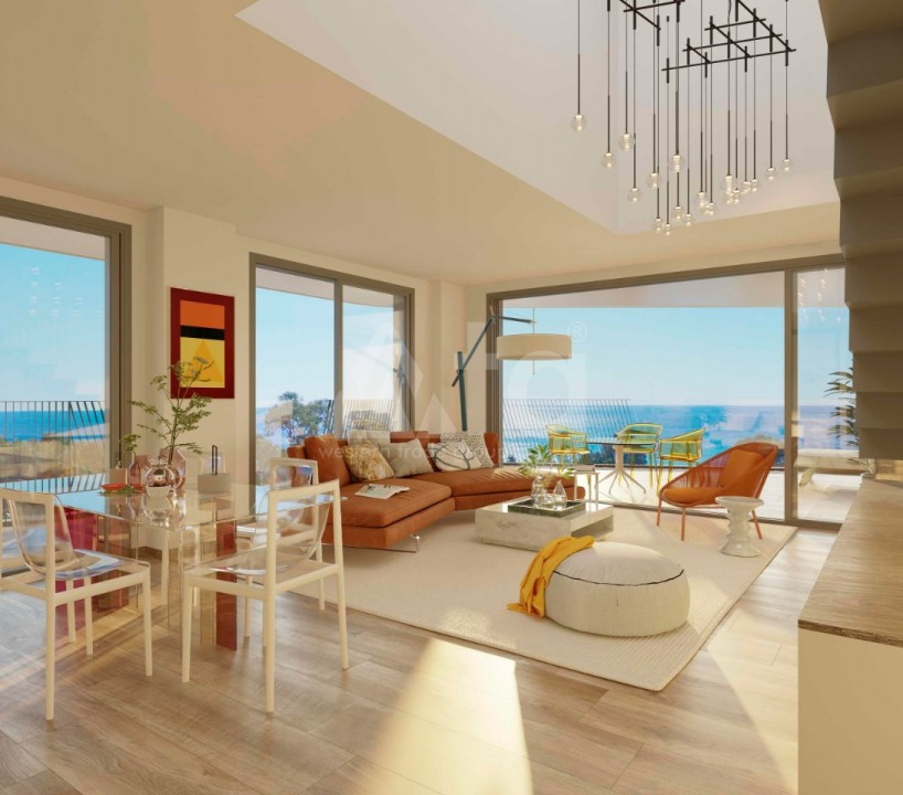 2 bedroom Apartment in Calpe  - AG10310 - 3