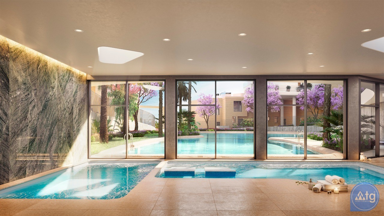 2 bedroom Apartment in Calpe  - AG10310 - 4