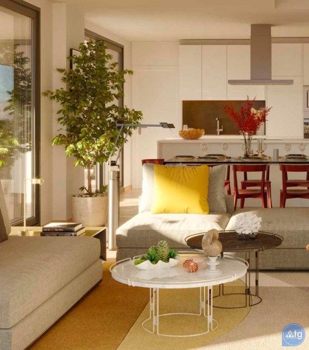 2 bedroom Apartment in Calpe - AG10310 - 6
