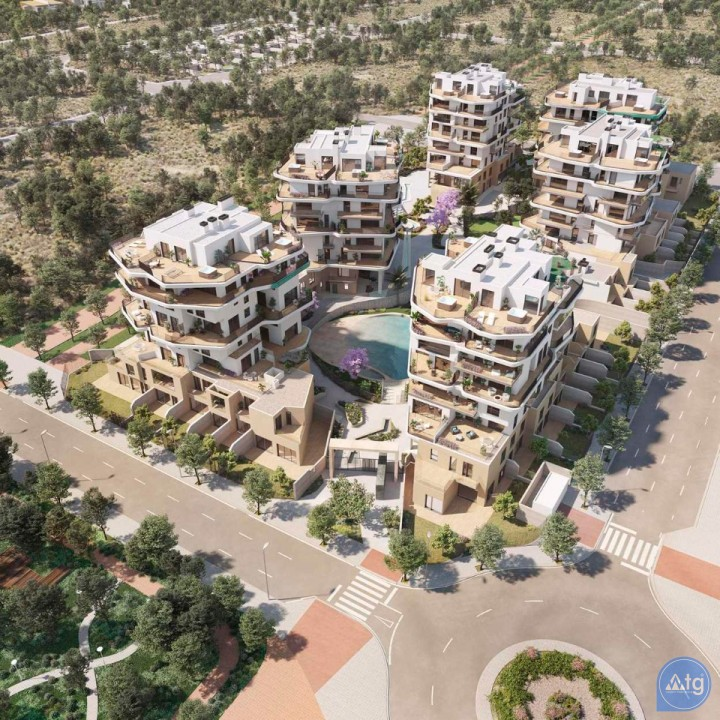 1 bedroom Apartment in Calpe  - AG10307 - 17