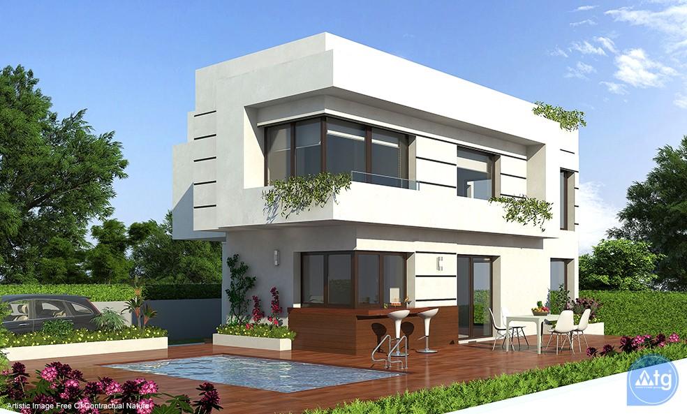 3 bedroom Apartment in Dehesa de Campoamor - AG4299 - 1