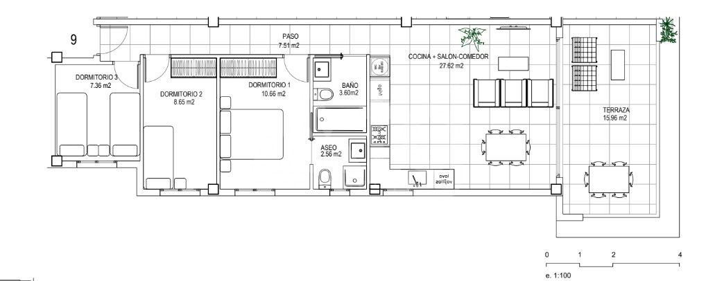 2 bedroom Apartment in Dolores  - DS115824 - 30