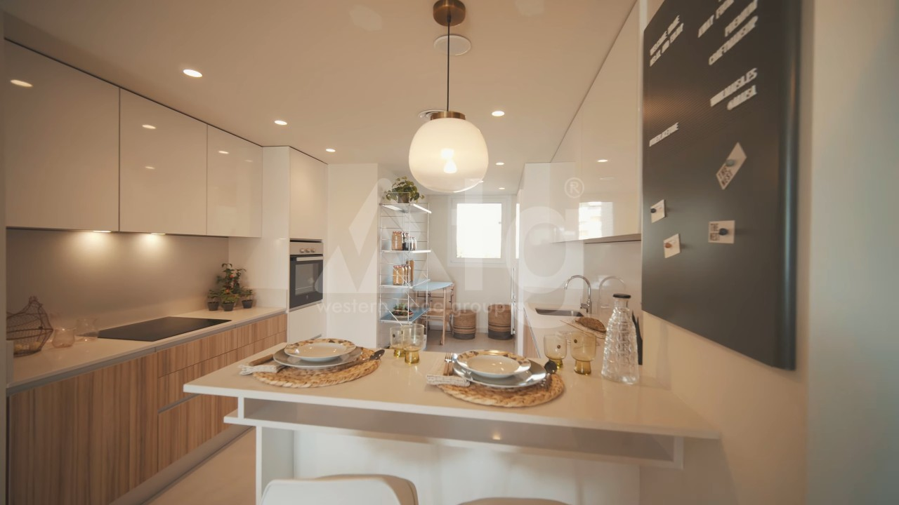 3 bedroom Apartment in El Campello  - MIS117428 - 5