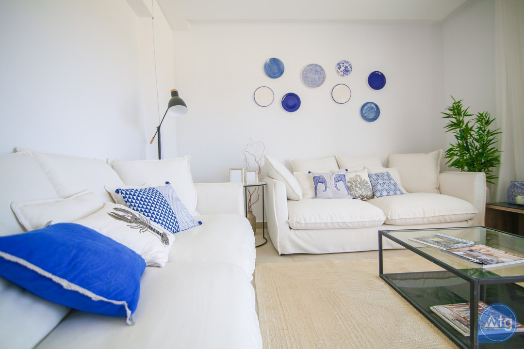 2 bedroom Apartment in Finestrat  - CG7643 - 20
