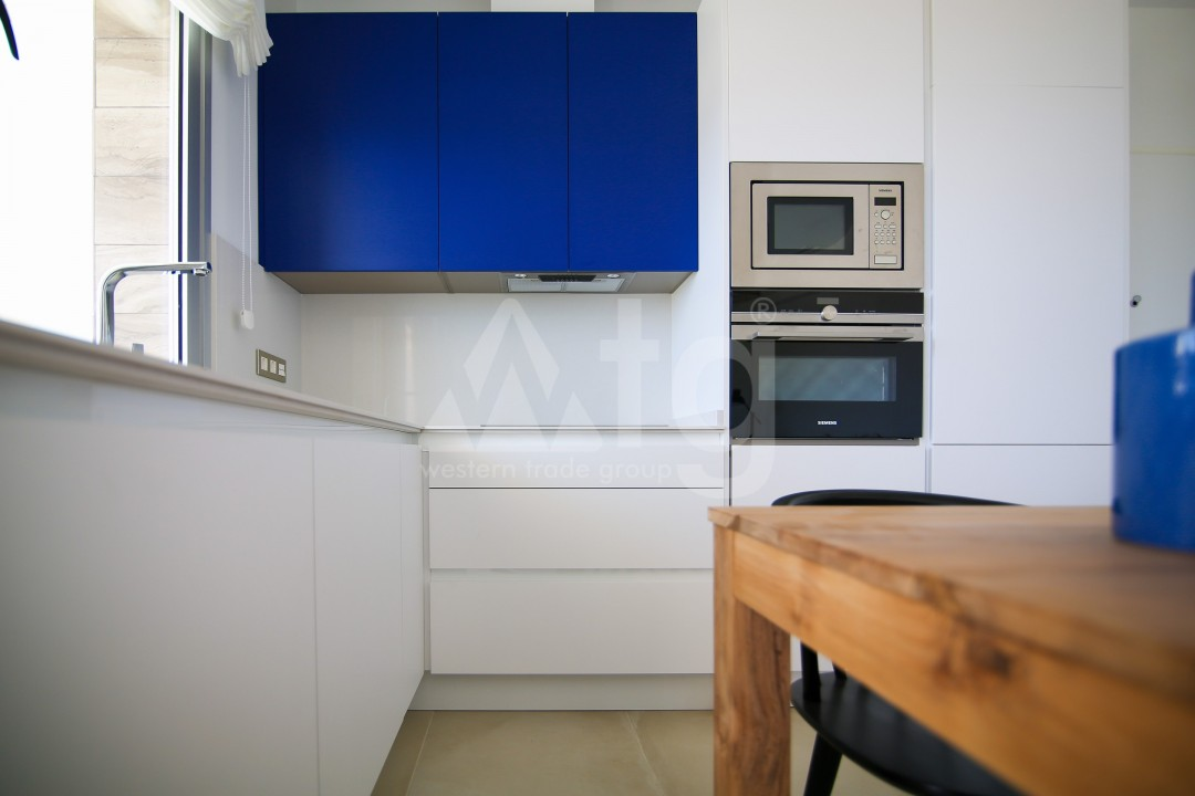 2 bedroom Apartment in Finestrat  - CG7643 - 25