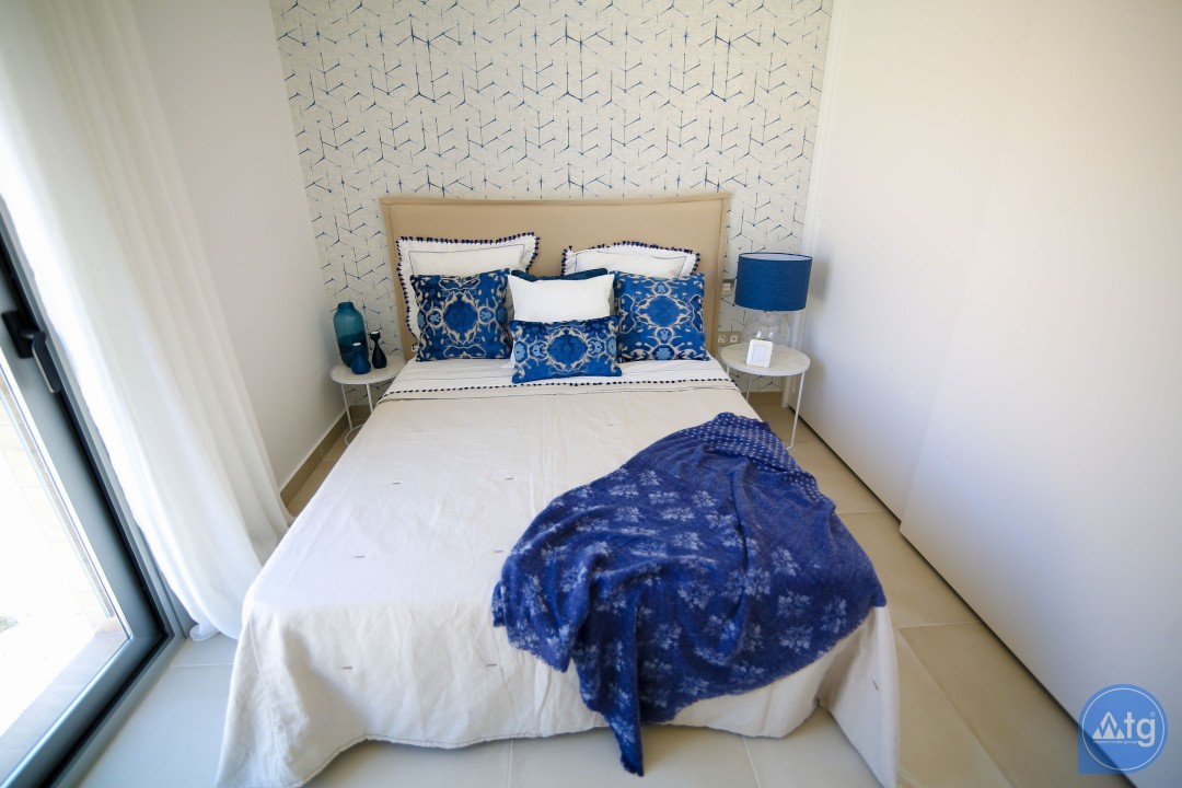 2 bedroom Apartment in Finestrat  - CG7643 - 29