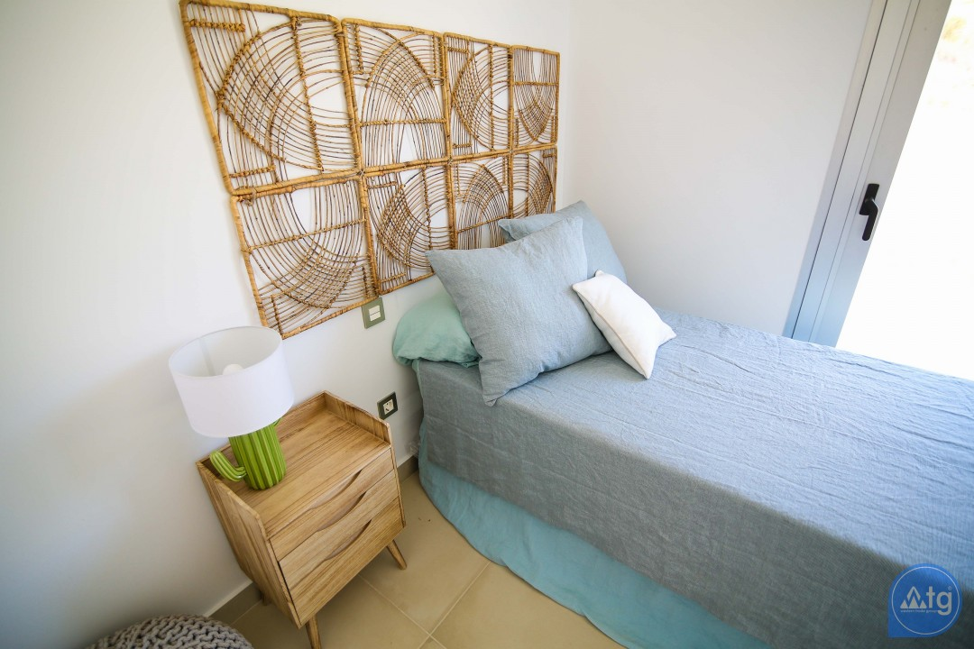 2 bedroom Apartment in Finestrat  - CG7643 - 38