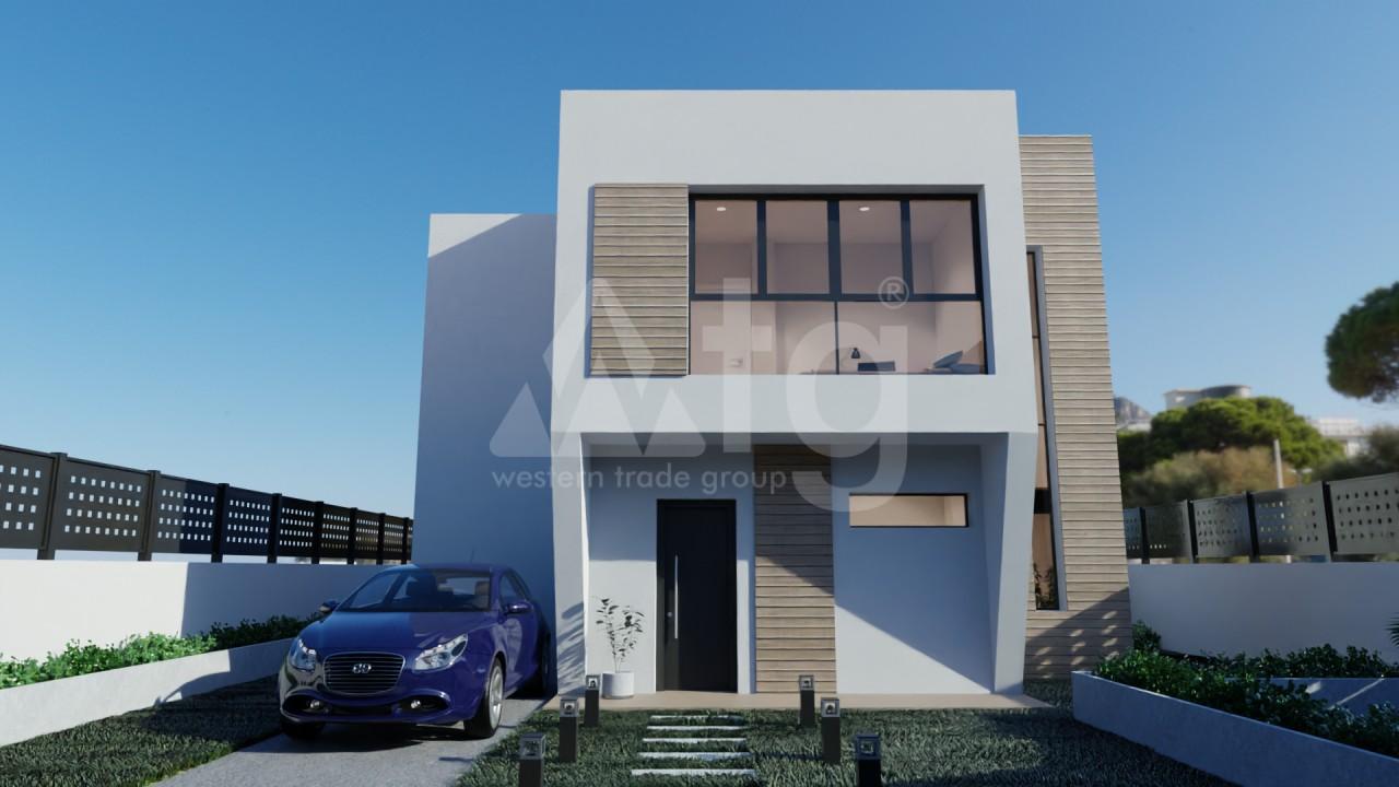 3 bedroom Apartment in Finestrat  - UBA116802 - 2