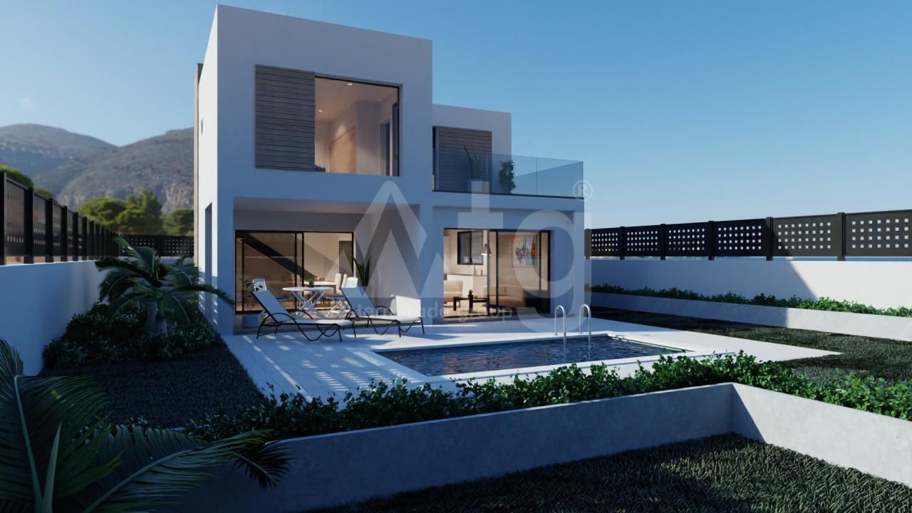 3 bedroom Apartment in Finestrat  - UBA116802 - 3
