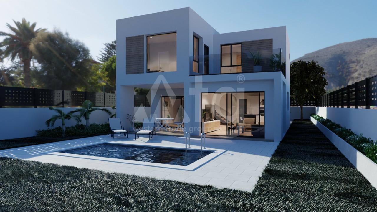 3 bedroom Apartment in Finestrat  - UBA116802 - 4