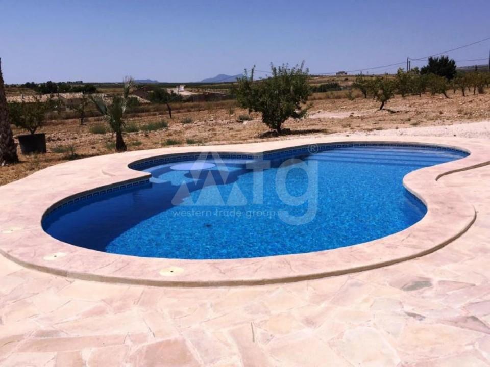 2 bedroom Apartment in Finestrat  - UBA116767 - 2