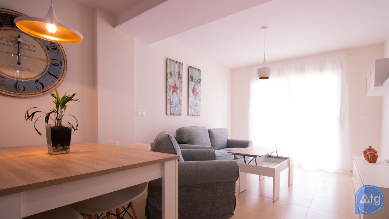 2 bedroom Apartment in Gran Alacant  - AS116009 - 13