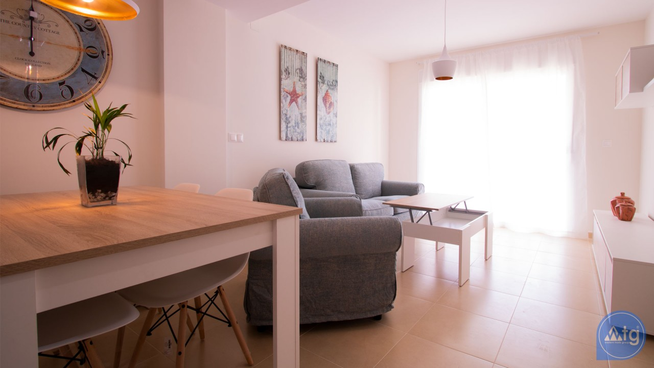 2 bedroom Apartment in Gran Alacant  - AS116009 - 14
