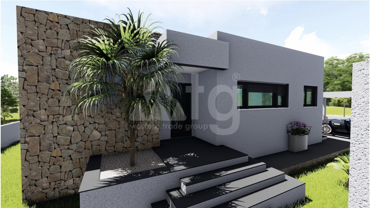 2 bedroom Apartment in Gran Alacant  - AS116009 - 3