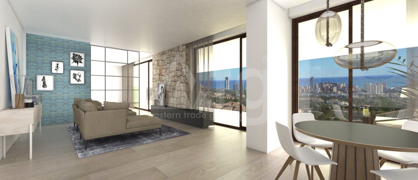 2 bedroom Apartment in Gran Alacant  - AS116004 - 7